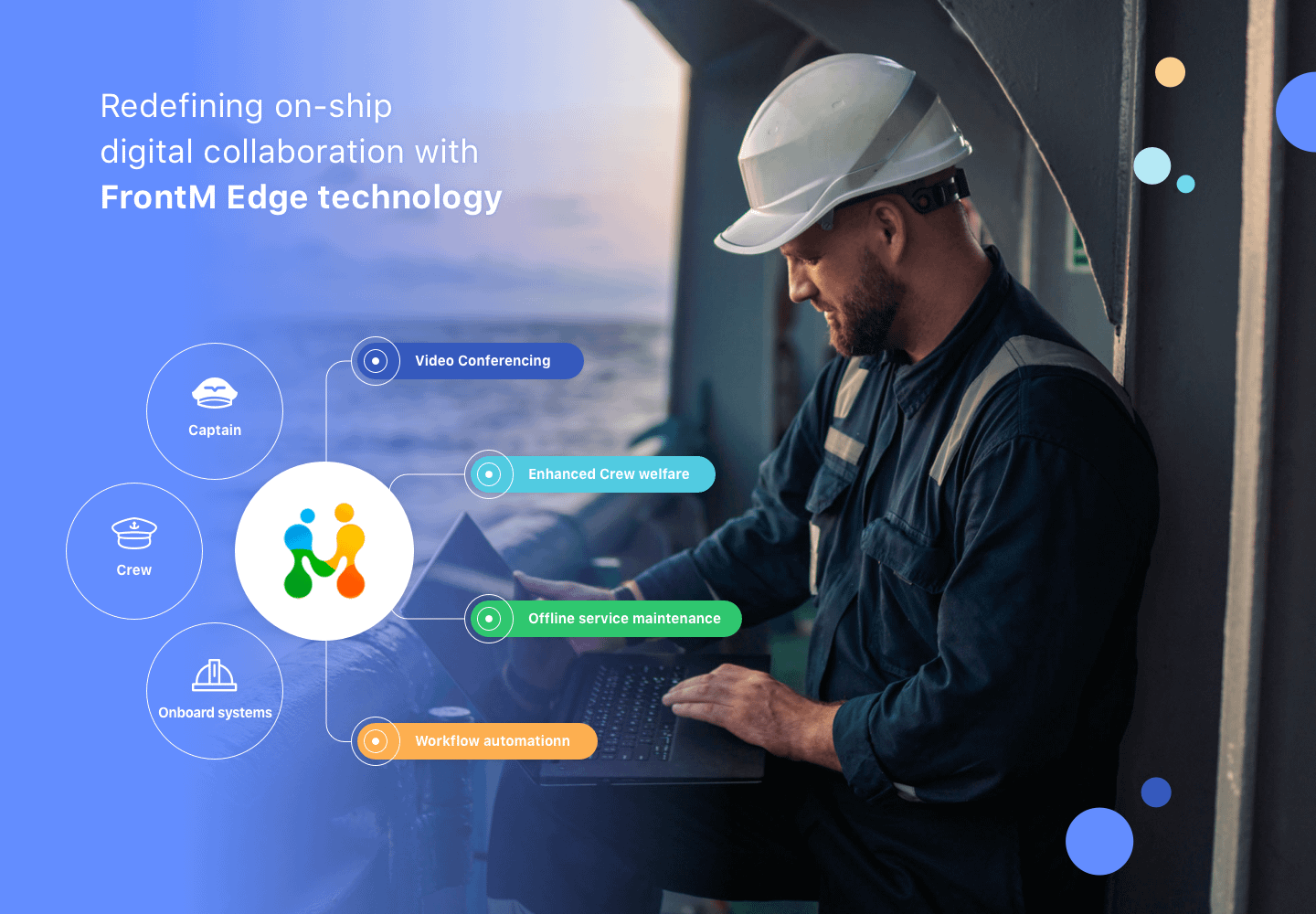 Edge AI – The Game-changer For Maritime Digitalisation