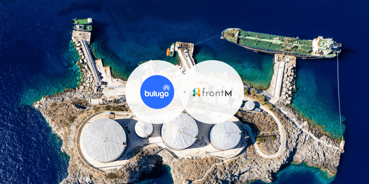 FrontM and Bulugo partner to drive further digitalisation in shipping by bringing e-procurement directly on-board vessels