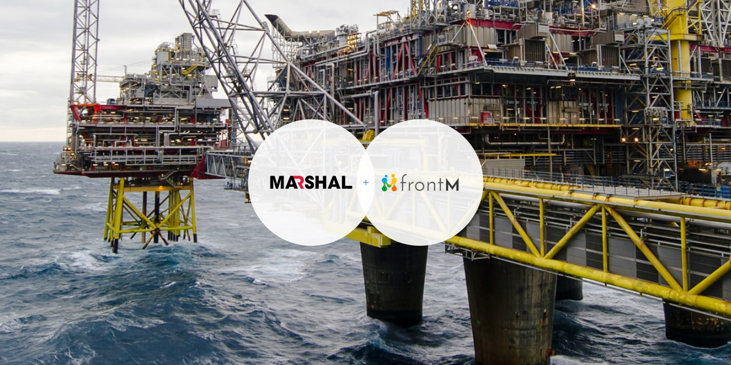 Partnership of FrontM and Marshal Systems